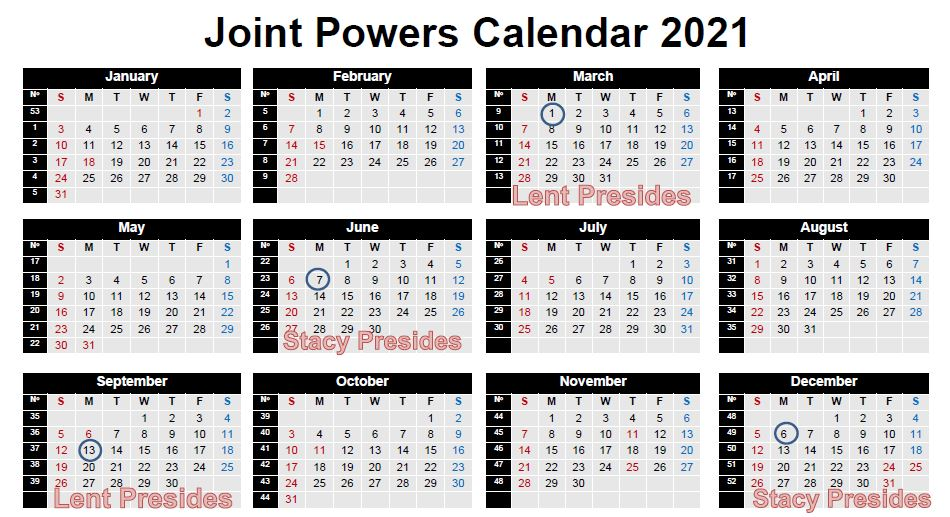 Joint Powers