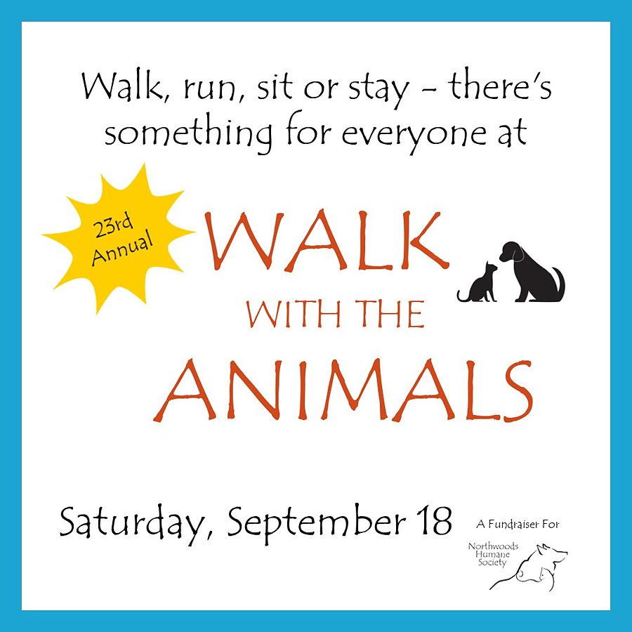 Humane Society Walk