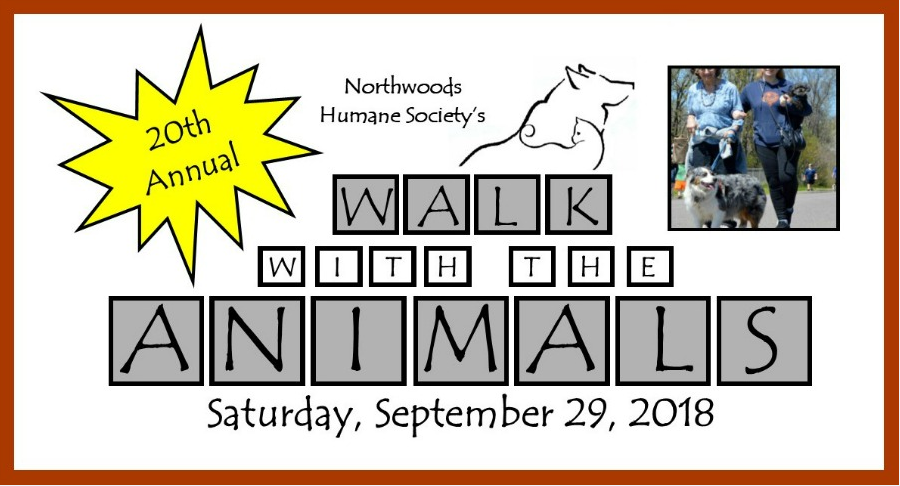 20th Annual Walk With The Animals