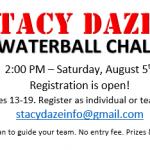 Teen Waterball Challenge